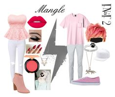FNaF Inspired Outfit #9: Mangle