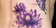 Beautiful Lotus Flower Tattoo - thinking about this to cover a tattoo on my wrist
