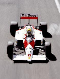 Ayrton Senna, McLaren-Honda 1988