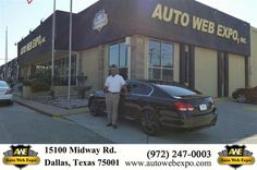 https://flic.kr/p/LT34xd | Happy Anniversary to Charlie on your #Lexus #GS 350 from George Ondarza at Auto Web Expo Inc! | deliverymaxx.com/DealerReviews.aspx?DealerCode=J789