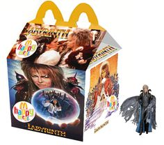 """Labyrinth"" Happy Meal"