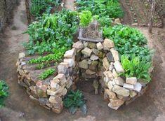 Keyhole Garden done!