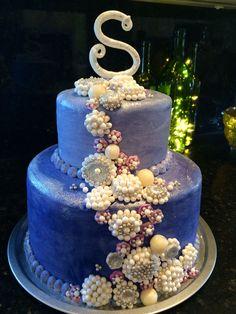 Bling cake!!
