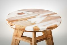 What the designers have done with the Zero Per Stool is just ingenious. This stool uses its own waste to build itself! That too in a
