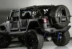 Off road jeep Jeep Wrangler Unlimited, Jeep Rubicon, Jeep Wrangler Jk, Jeep Jk, Jeep Truck, Cool Jeeps, Cool Trucks, Cool Cars, Bugatti
