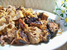 Low and Slow Boston Butt Pork BBQ ( Oven Method ) Recipes