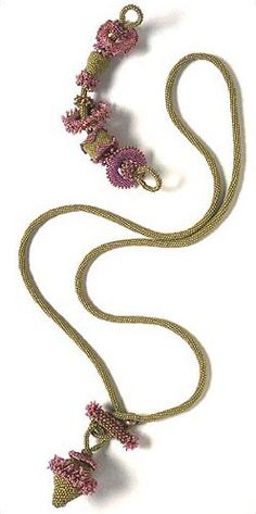 my old idea to do in Bead Crochet... and my colors too... Cynthia Rutledge