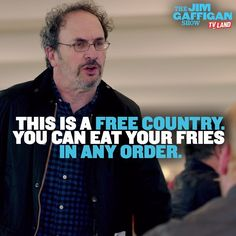 Who caught Robert Smigel in an episode of THE JIM GAFFIGAN SHOW? Click to watch him the latest episode on TV Land.