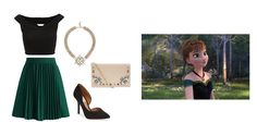 I got Anna! Quiz: Which Disney Character Should Be Your New Year's Eve Style Inspiration?   Disney Style