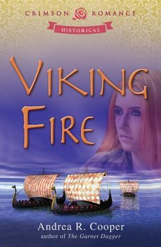 Monlatable Book Reviews: Viking Fire Kindle by Andrea R. Cooper Review