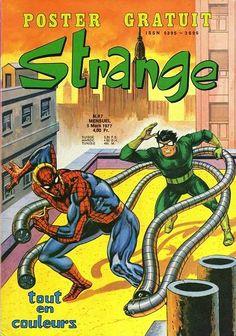 Couverture de Strange -87- Strange 87