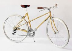 """Restored 1984 Raleigh """"Mixte,"""" $800, Oak Cliff Bicycle Compan"""