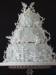 Winter Wonderland by Maki's Cakes