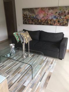 Rugs, Furniture and Complements. Outdoor Sofa, Outdoor Furniture, Outdoor Decor, Tiles, African, Couch, Rugs, Leather, Design