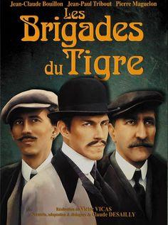30 décembre 1907 : naissance des Brigades du Tigre. Illustration : La série policière historique télévisée Les Brigades du Tigre fut diffusée en France entre 1974 et 1983