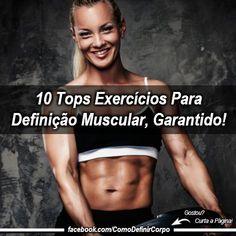 10 Tops Exercícios Para Definição Muscular, Garantido!   ➡ https://segredodefinicaomuscular.com/10-tops-exercicios-para-definicao-muscular-garantido/  Se gostar do artigo compartilhe com seus amigos :) #boanoite #goodnight #EstiloDeVidaFitness #ComoDefinirCorpo #SegredoDefiniçãoMuscular