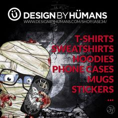 Yesterday I started my shop at Design By Humans and added various products as T-Shirts, Sweatshirts, Hoodies, Phone Cases, Mugs or Stickers with some of my designs. In the next days and over the weeks more and more stuff will follow and I hope that you will like it. Design By Humans is creative community of T-Shirt design lovers. From shopping for new graphic tees, organizing design contests and communicating fashion trends; it´s a society of artists, fashion gurus and expressive humans.