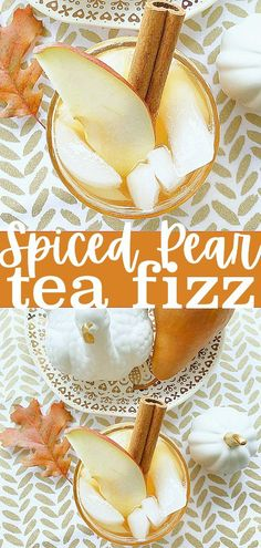 At the holidays, and especially for Thanksgiving dinner, my drink of choice is iced tea. This recipe is the perfect addition to your Thanksgiving table! | Foodtastic Mom #thanksgiving #thanksgivingrecipes #icedtea #icedtearecipes #holidaydrinks via @foodtasticmom Easy Thanksgiving Recipes, Thanksgiving Table, Turkey Rub, Perfect Turkey, Spiced Pear, Iced Tea Recipes, Green Bean Casserole, Holiday Drinks, Ginger Beer