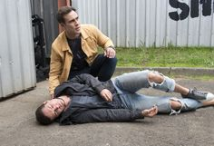 Neighbours' Tyler gets run over after death news