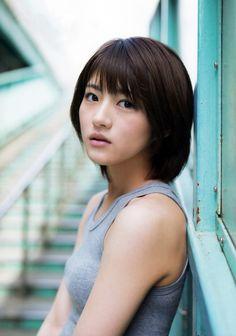 """46wallpapers: """" Yumi Wakatsuki - UTB """""""
