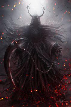 Reaper by Westling.deviantart.com on @deviantART