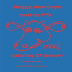Baggy Mondays at The Social, 5 Little Portland Street, London, W1W 7JD, UK on Jan 24, 2015 to Jan 25, 2015 at 7:00pm to 1:00am.  Banging out Madchester tunes at The Social since 2002 and in The Park at Glastonbury since 2007.  Category: Nightlife  Price: Free  Artists: Baggy Mondays DJs