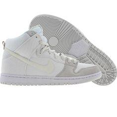 57 Nike Dunk High Pro SB Tin Man Core Black Silver 305050