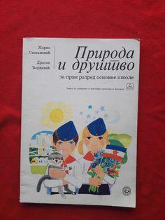 Priroda i društvo  Iz1987 god ex-Yu, SFRJ, Jugoslavija, Yugoslavia,nostalgia,childhood memories,80s,osamdesete,stare igracke,vintage,retro