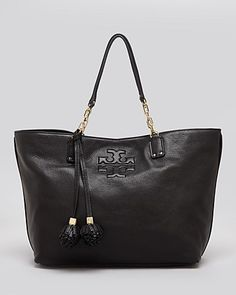 Tory Burch Tote - This one is very easy to carry and everything fits !