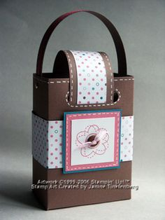 Pocket Note Purse template provided - bjl