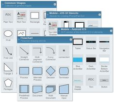 Features - Pencil Project - all platform prototyping tool.