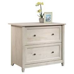Livingston Double 2-Drawer Lateral File Cabinet | Pottery Barn ...