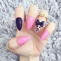 Hot Pink Leopard Print ✨ Hand painted false nails from just #falsenails #acrylicnails #swarovski #nailporn #crystalnails #nailitdaily #etsy #etsyshop #cuteynails01 #nailstyle #chromenails #zoella #holographicnails #beautyblogger #nailpolish...
