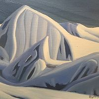 Ken Harrison Artist Jasper Park, Banff Springs, Park Lodge, Magic Realism, Canadian Artists, Abstract Expressionism, Paintings, Sculpture, Create