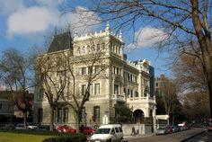Palacete de Edmundo Alcock. Paseo de la Castellana, 45