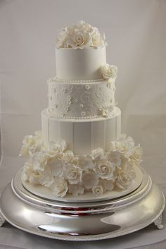 Kacie - Wedding Cake | Flickr - Photo Sharing!