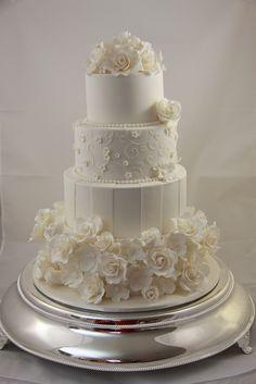 Kacie - Wedding Cake | Flickr - Photo Sharing!