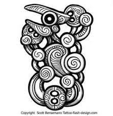Image result for manaia paintings