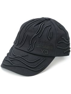 d05db9c9c87 Shop Y-3 embroidered baseball cap. Embroidered Baseball Caps