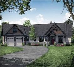 ranch home plans craftsman style , ranchhaus plant handwerkerart ranch home plans craftsman style , Ranch House Plans European - 3500 Sq Ft Ranch House Plans - Ranch House Plans Rectangular