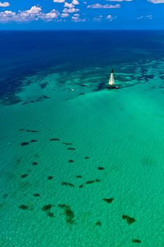 Alligator Light, Isla Morada Key, Florida Keys