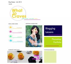 Blog Design - July 2012