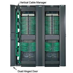 Panduit PATCHRUNNER™ Vertical Cable Managers