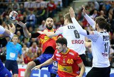 España Subcampeona de Europa de balonmano 2016