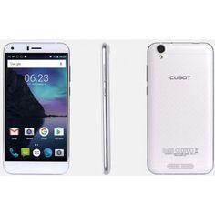Cubot Manito 3GB 16GB MT6737 Quad Core Android 6.0 Smartphone 5.0 Inch OTG 13MP White