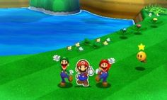 Mario & Luigi: Paper Jam Review   Paper Jam is a well-executed amalgam of Nintendos two active Mario RPG series where the two-dimensional cast and papercraft creations of Paper Mario unknowingly invade the lands of Mario & Luigi. Both properties have four releases apiece going back to 2001 so well spaced out that their sequels always alternated release years. Now is as logical a time as any for these two worlds to collide but unfortunately the fusion gameplay of Mario & Luigi: Paper Jam is…