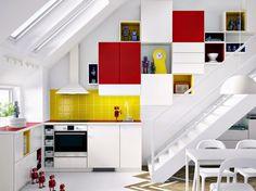 Soluzioni salvaspazio per la tua casa - http://www.chizzocute.it/soluzioni-salvaspazio-casa/