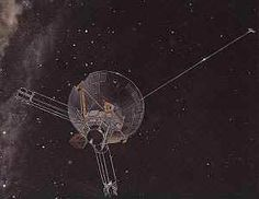 Pioneer 10...1st Spacecraft to Pass thru Asteroid Belt & 1st Spacecraft to flyby Planet Jupiter http://aerospaceguide.net/pioneer10.html #nasa #space