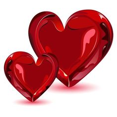 <3.Red hearts.<3         t