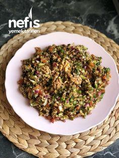 Gavurdağı Salatası #gavurdağısalatası #salatatarifleri #nefisyemektarifleri #yemektarifleri #tarifsunum #lezzetlitarifler #lezzet #sunum #sunumönemlidir #tarif #yemek #food #yummy
